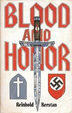 Blood and Honor by Reinhold Kerstan (1983, Paperback) World Wide Ministries