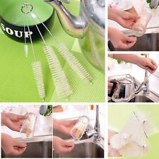 Kitchen Bottle Cleaning Mini Brushes Kettle Spout Teapot Nozzle Clean Brush Set