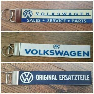 VOLKSWAGEN PARTS VW GI BEETLE BUG CAMPER GOLF POLO CLASSIC STYLE Keyring Key Fob