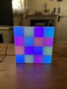 Multicoloured Disco Floor LED Lamp Light