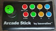 Sega Mega Drive Arcade Stick Joystick Control Pad Controller