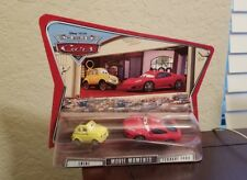 Disney Pixar Cars (Movie Moments Multi-Pack) Luigi & Ferrari F430 - 2 cars