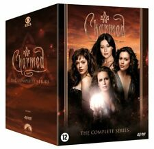 DVD BOX - CHARMED (1998) COMPLETE COLLECTIE 1--8 (NEW / NIEUW /NOUVEAU/ SEALED)