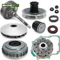 Primary Drive Clutch Driven Housing Shoe Kit For Yamaha Rhino Grizzly 660 02-08