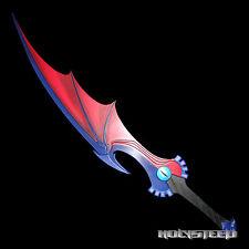 Kingdom Hearts Riku Soul Eater Cosplay PVC Keyblade key blade props