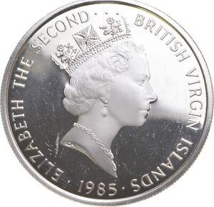 Better - 1985 British Virgin Islands 20 Dollars - TC *495