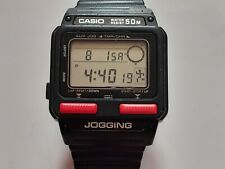 Vintage Casio Watch J-51W New Battery Fitted Perfect Working Order