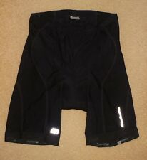 BELLWETHER 2XL Mens Cycling Shorts Mens Cycling Knicks Black Pre Owned Clean