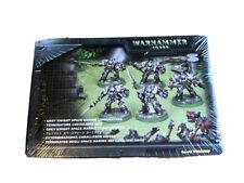 New Sealed Warhammer 40k  Space Marine Grey Knight Metal OOP Terminators Painted