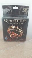 Game of Thrones Westeros Intrigue - Card Game