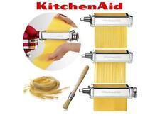 KitchenAid Accessori NUOVI per planetaria: sfogliatrice, spaghetti e tagliatelle