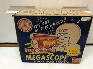 MIB Space Commando Inter-Planetary Megascope