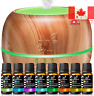 ArtNaturals Aromatherapy Essential Oil and Diffuser Gift Set - 150ml Tank