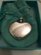 Vintage Tiffany 925 Silver perfume holder/flask RARE