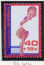 Dutch Antillen 1976 Early Issue Fine Mint Hinged 40c. 167851