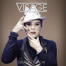 Visage - Dreamer I Know (NEW CD SINGLE)