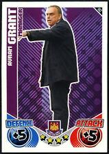 Avram Grant #462 Topps Match Attax 2010-11 Football Card (C602)
