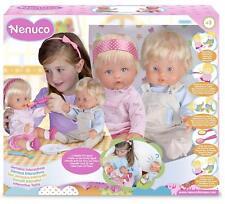 Nenuco Famosa 700007782 - Gemelli interattiva L' bambino. Se mettere sì geloso