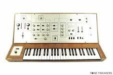 MOOG MUSONICS SONIC V Rare Vintage Analog Synthesizer synth keyboard six 6 5