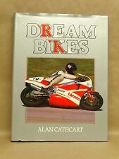 Vintage Dream Bikes by Alan Cathcart 1988 Hardcover Book w/ Dust Jacket Ducati