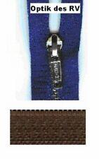 Prym Zip 22cm dark-brown not divisible Metal