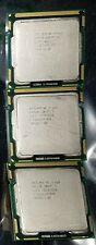 Lot of 3 Intel Core i5-660 3.33Ghz SLBTK