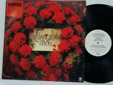 THE STRANGLERS No More Heroes 1977 A&M SP-4659 LP NEAR MINT Vinyl PUNK