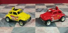 1983 MATTEL HOT WHEELS REAL RIDERS BAJA BUG & BLAZIN' BUG VOLKSWAGENS