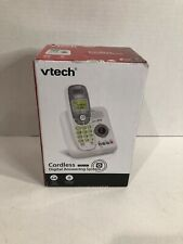 VTECH CORDLESS PHONE WITH CALLER ID, CALL WAITING & ANSWERING MACHINE  CS6124