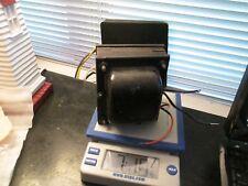 tube amp filament transformer 12.6 volts 8+ amps