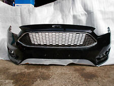 2015 ONWARDS FORD FOCUS FRONT BUMPER IN BLACK