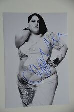 Beth Ditto signed 20x30cm Foto  Autogramm / Autograph in Person