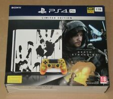 Death Stranding Limited Edition PS4 Pro 1TB UK PAL Sealed Playstation 4 Official