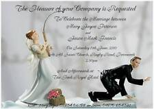 Wedding Invitations & Place Cards