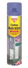 Zero in ZER434 Clothes Moth Killer 300ml Aerosol