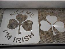 Airbrush T-Shirt Background Tool Kiss Me I'm Irish New Island Tribal!