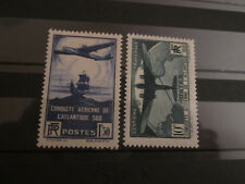 TIMBRE FRANCE YT 320/321  NEUF X