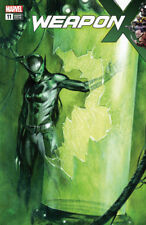 WEAPON X #11 Gabriele Dell'Otto Variant Cover Marvel 1st Print New Unread NM