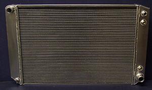 Chevy p30  GMC Motor home  RV Radiator  all aluminum all welded