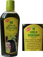 200ML BAJAJ AMLA SHIKAKA HAIR OIL LOSS FALL HAIR DANDRUFF CONDITION GROWTH