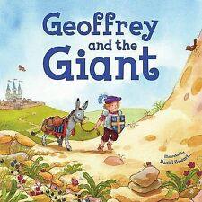 Geoffrey and the Giant by Kate Thomson Kids story Learning Activity Books