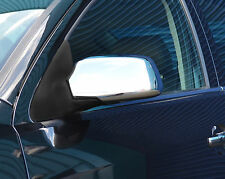 CHROME SIDE Door Specchietto Laterale Trim Set comprende TAPPI PER FORD MONDEO 03-07