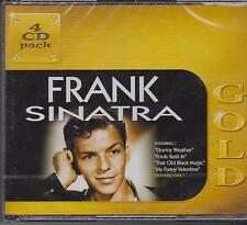 FRANK SINATRA GOLD on 4 CD'S