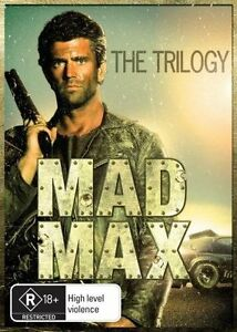Mad Max Collection DVD (3-Disc Set) fast safe shipping & tracking