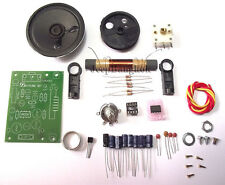 Tunable Am Mw Radio Receiver Kit Diy Electronic Radio Project + English Manual