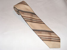 BOTANY 500 - Vintage Mens Tan Neck Tie Pre-owned