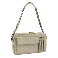 LOUIS VUITTON MCKENNA CHAIN HAND BAG PURSE MONOGRAM SHINE M92362 TH0072 R11624