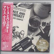 ALICE COOPER Lace And Whiskey  JAPAN mini lp cd SHM papersleeve WPCR-14308