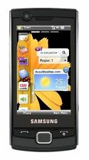Samsung Omnia Lite B7300 Black Schwarz Windows Phone GT-B7300 Ohne Simlock NEU