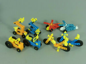 Toy: Steckbaukasten Eu 80er Years - 8 Diff.
